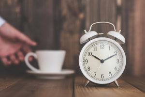 Pierwsze 10 minut dnia nie licząc kawy...